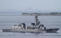 [艦船]2016年6月14日 浦賀水道航路を南航する護衛艦はるさめJS Harusame DD102