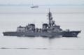 [艦船]2016年6月14日 浦賀水道航路を南航する護衛艦たかなみJS Takanami DD110