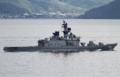 [艦船]2016年6月14日 浦賀水道航路を南航する護衛艦くらまJS Kurama DDH144