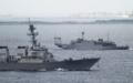 [艦船]カーティス・ウィルバー USS Curtis Wilbur DDG-54とわかさJS Wakasa AGS5104