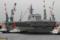 2015年8月27日 進水式直後の護衛艦かがJS Kaga DDH184