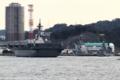 [艦船]2017年3月22日横須賀に入港する護衛艦かがJS Kaga DDH184