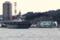 2017年3月22日横須賀に入港する護衛艦かがJS Kaga DDH184