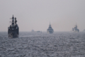 [艦船]2017年7月15日 浦賀水道航路を南航する護衛艦うみぎりJS Umigiri DD158と