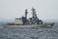 2017年7月15日 浦賀水道航路を南航する護衛艦うみぎりJS Umigiri DD158