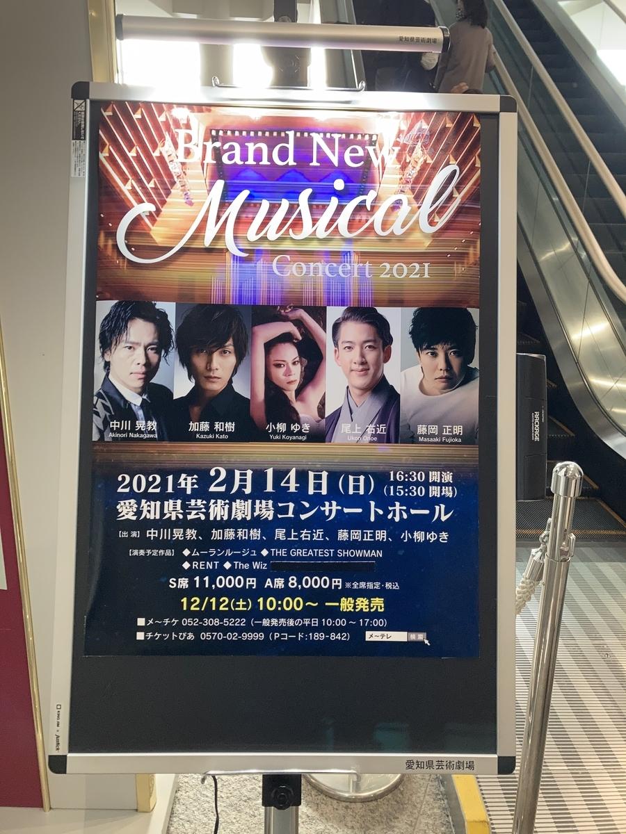 ブランニューミュージカルコンサート2021