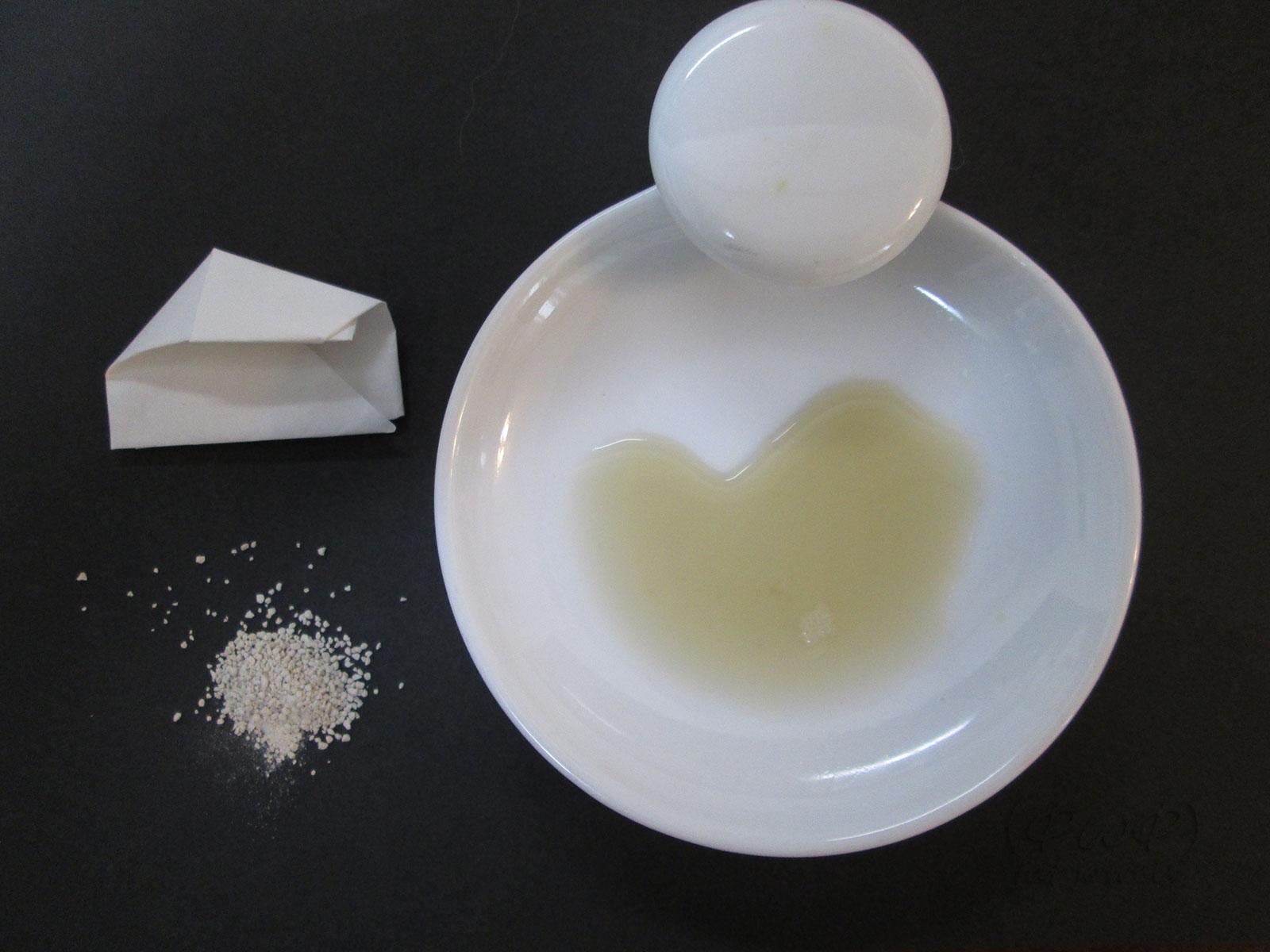漢方薬(猪苓湯)
