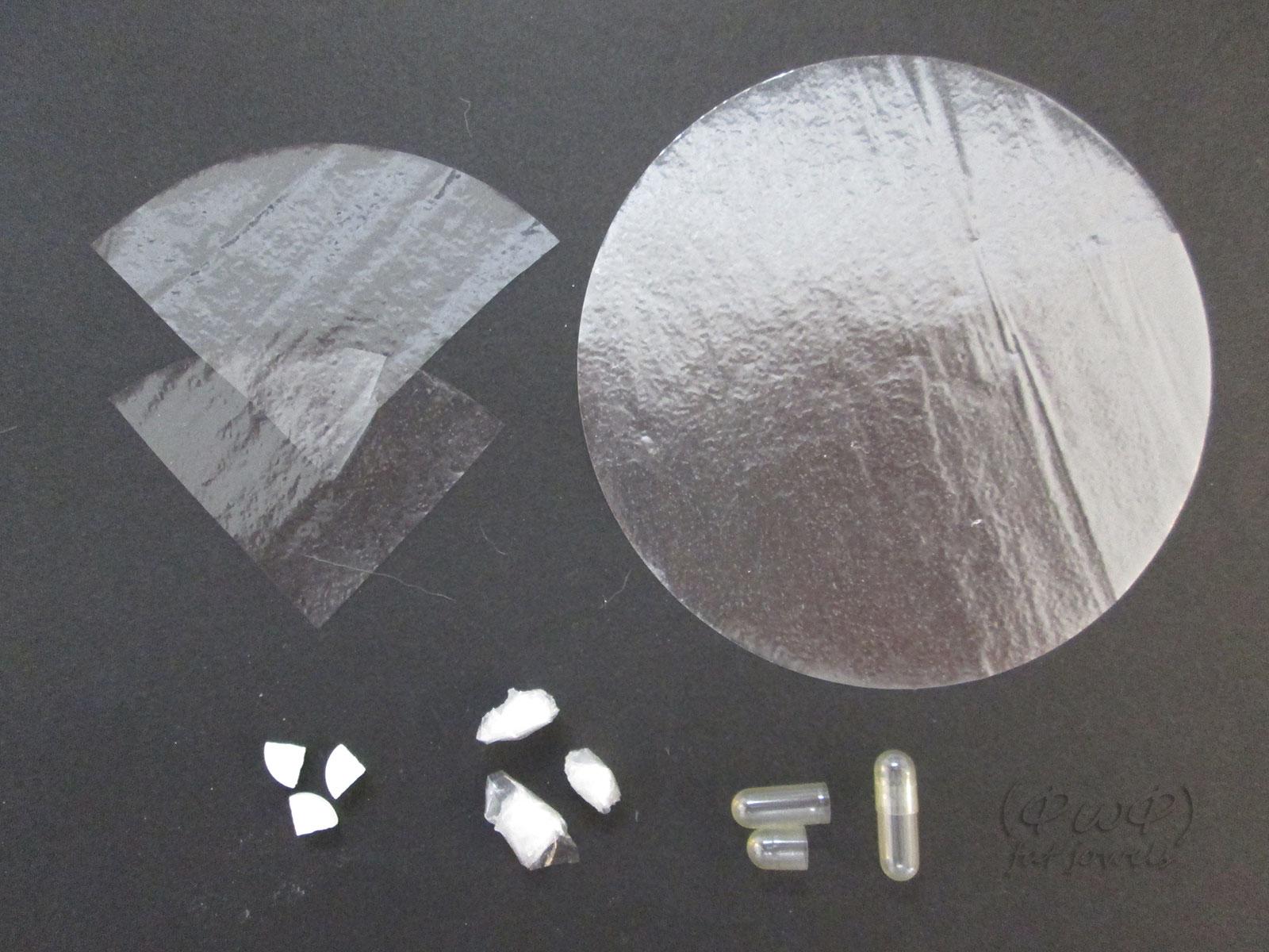 投薬補助に使用するもの