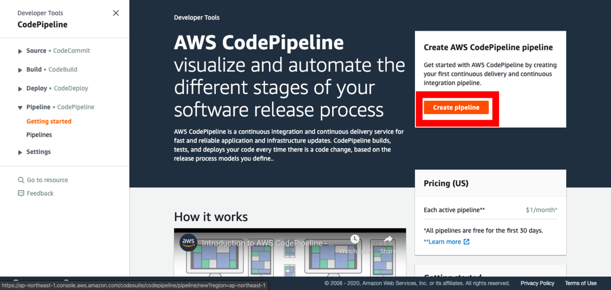 CodePipeline_menu