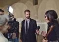 ローマでのインタビュー