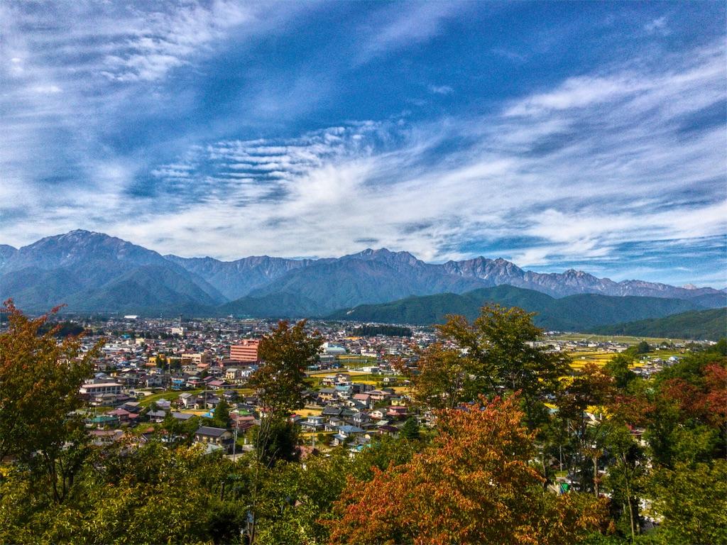 長野県大町市に移住しました - 都会より田舎が好き。