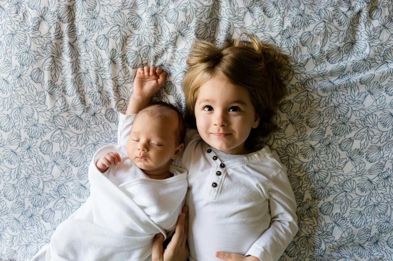笑顔の子供たちの安全性
