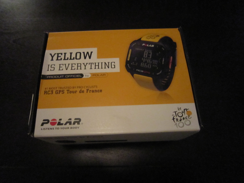 POLAR RS3 GPS