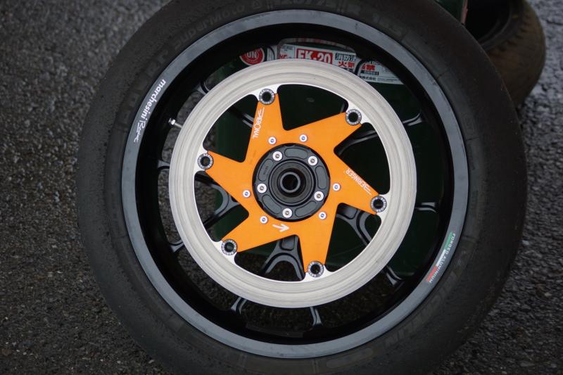 ホンダ CRF250R モタード