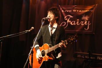 木野彰吾@梅田Fairy