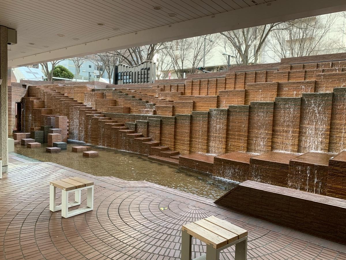 新宿三井ビル店の外観写真!のつもりが撮影し忘れのため目印の写真