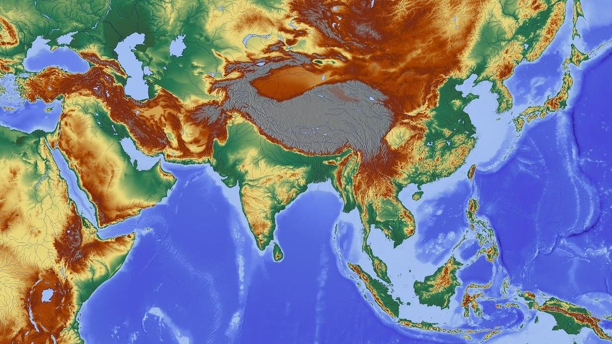 アジアの薄毛率ランキング