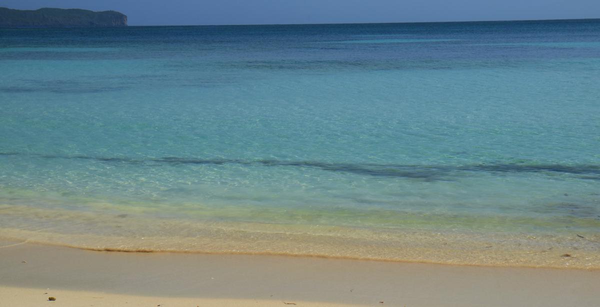 カリブの島国(サマナの海)