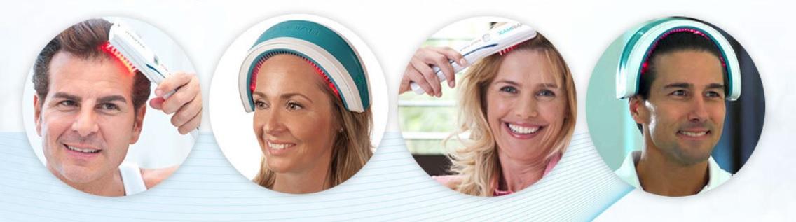 おすすめの低出力レーザー・ヘアマックス(HairMax)の効果について解説
