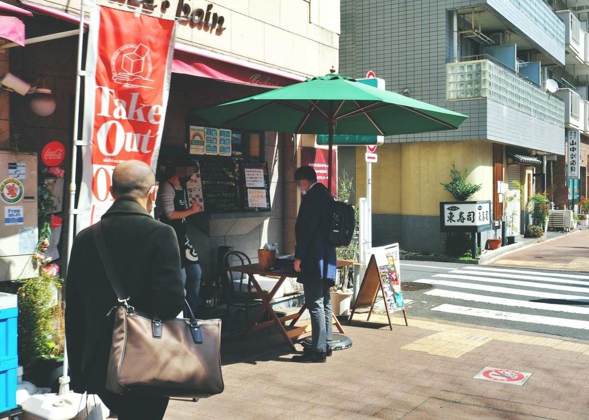 早稲田鶴巻町537番付近で撮影