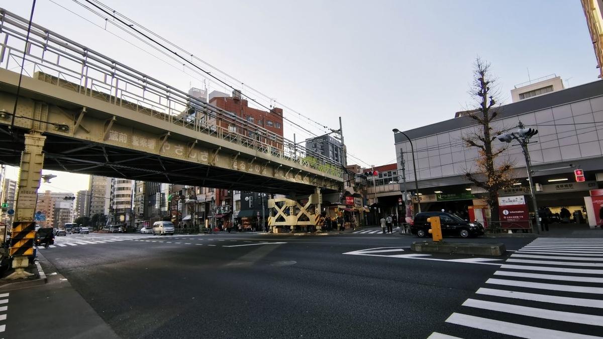 浅草橋駅出入口(JR総武本線/都営浅草線)