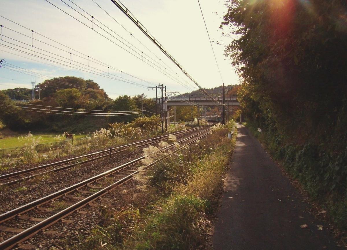 【2007年】宮城県東松島市で撮影したJR仙石線