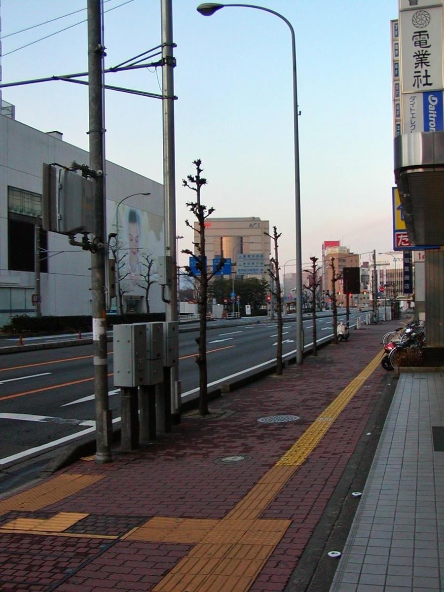 青春18きっぷ旅行で立ち寄ったJR静岡駅北口周辺の風景写真。