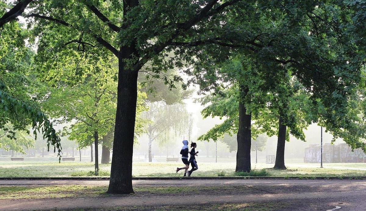 個人的に感じているジョギングするメリット