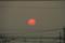 2011.06.05 カスミに入る太陽