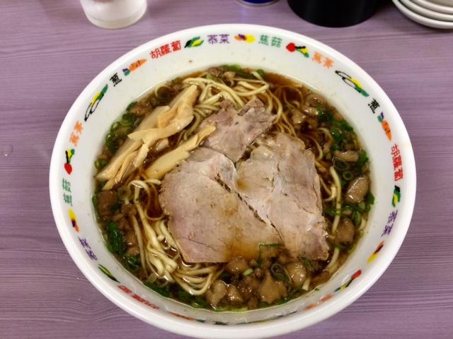 尾道市 麺屋雑兵