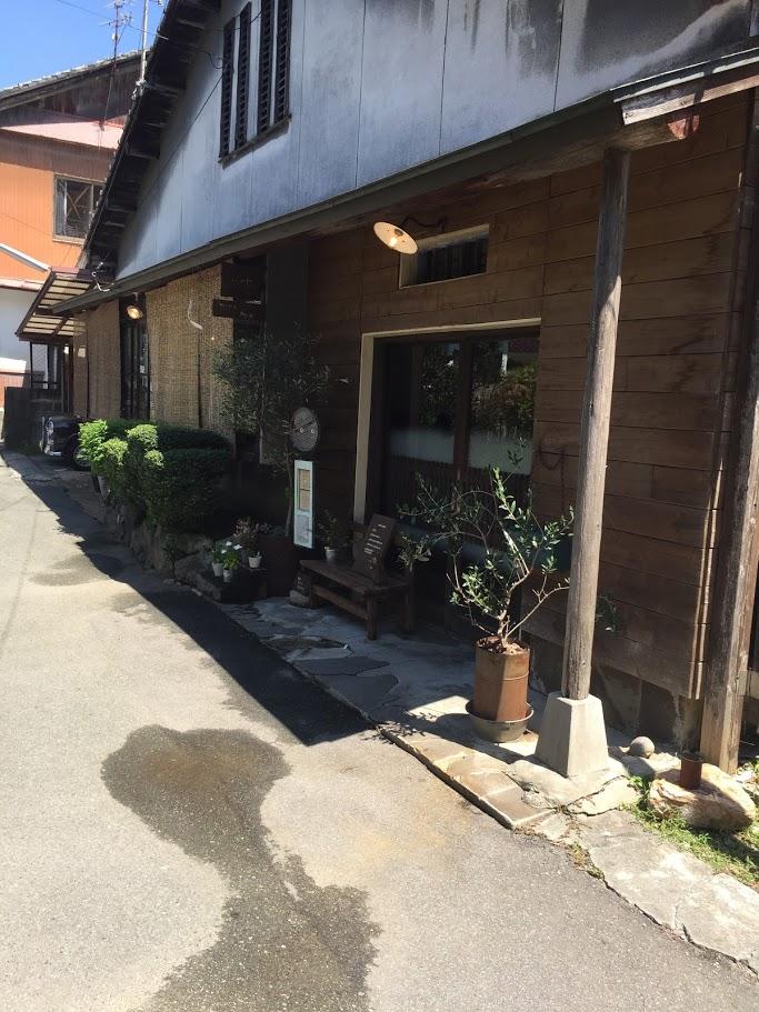ao cafe 福岡県 八女市