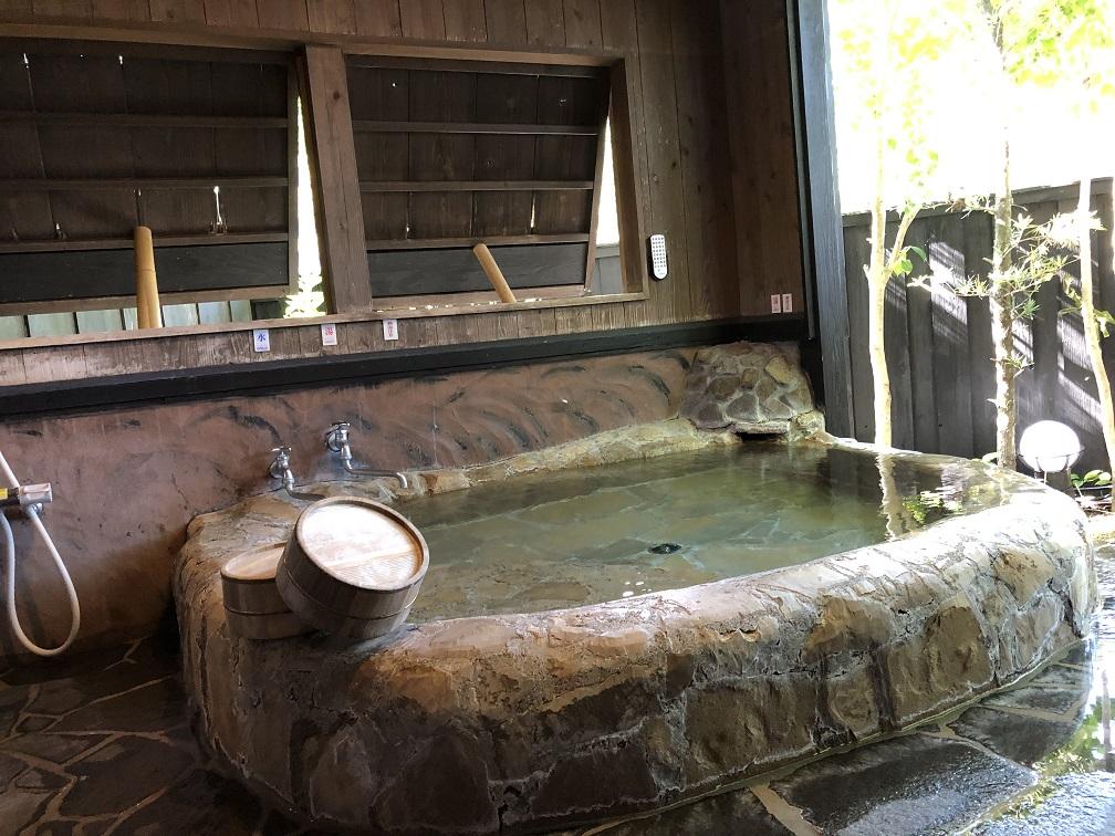 佐賀県 熊の川温泉 夢ちどり 家族風呂 家族湯