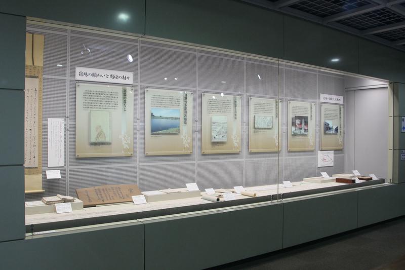 新選組やこの土地の歴史に関する史料を常設展示。魅力的な企画展も開催されている。