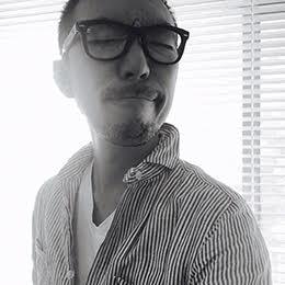 ライタープロフィール画像 上林将司
