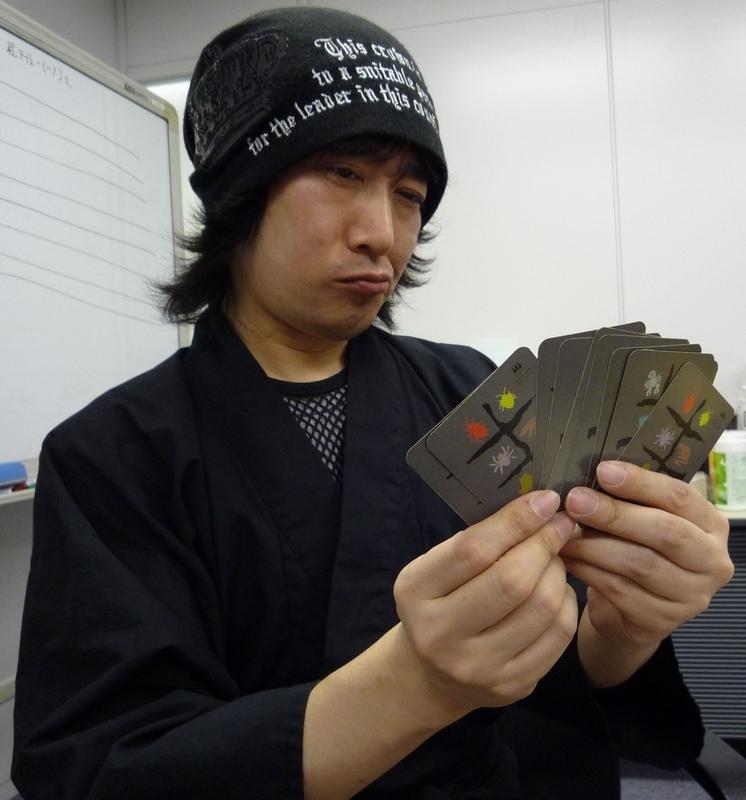 ライタープロフィール画像 忍者増田