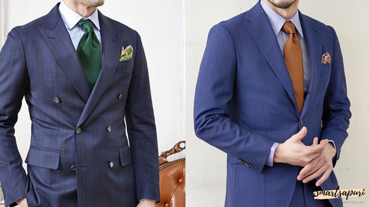 ビジネスマンのスーツを着こなすコツは無地のネクタイと水色シャツか白色シャツ