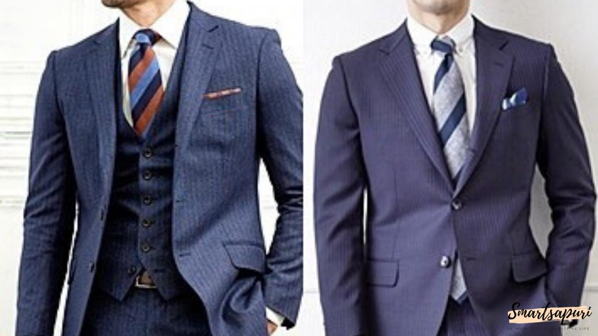ビジネスマンのスーツを着こなすコツはストライプのネクタイと白色シャツ