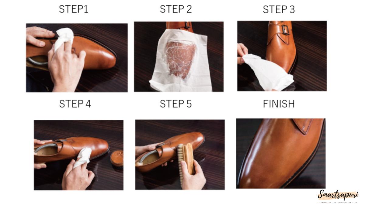簡単5ステップシミ抜き方法について