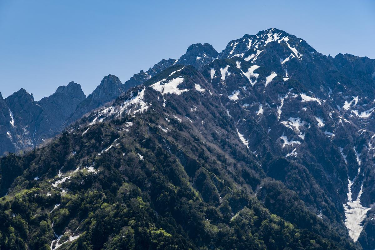 中山(富山県):剱岳の眺望を手軽に楽しみたいならココ!+ちょこっと ...