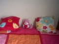 How the Bed Looked Then