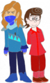 Rogue and Bard