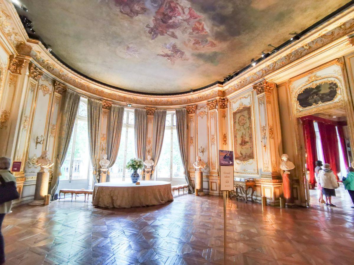 ジャックマール・アンドレ美術館 Grand Salon
