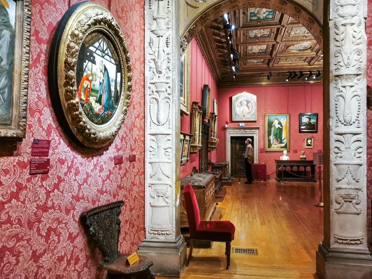 ジャックマール・アンドレ美術館 イタリア美術館