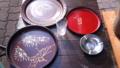 [twitter] 【不要品・欲しい人募集】カガミクリスタルのグラス×1、アルミ灰皿