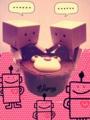 [ダンボー/ケーキ/可愛い] ダンボーケーキバトル?