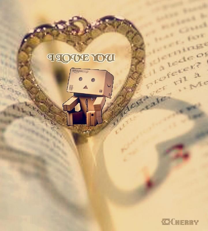 ダンボーI LOVE YOU
