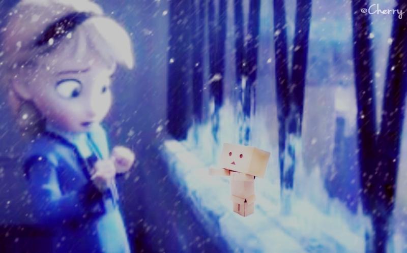 ダンボとアナと雪の女王