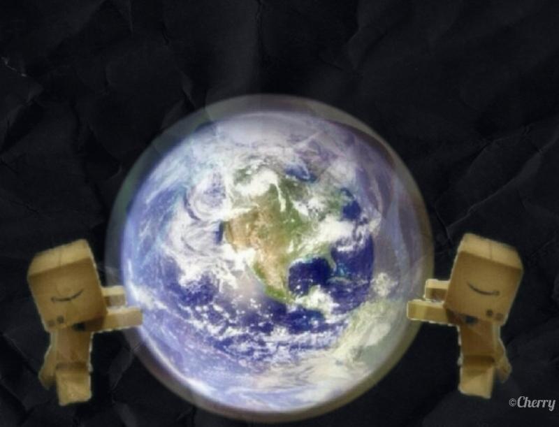 ダンボーと地球