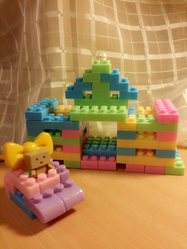 cherryのダンボー6歳児のレゴブロック力作