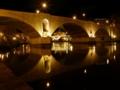 橋と聖天使城